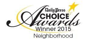 Choice 2015 Winners Logo Neighborhood